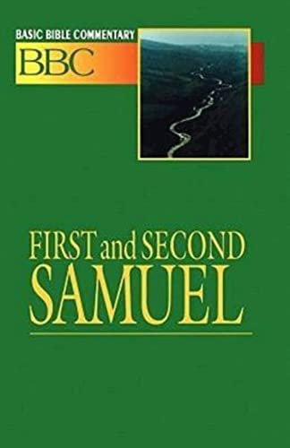9780687026241: Basic Bible Commentary First and Second Samuel Volume 5