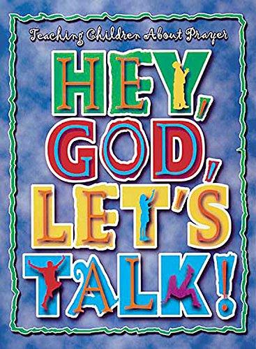 9780687033775: Hey, God, Lets Talk! Teacher Book with CD