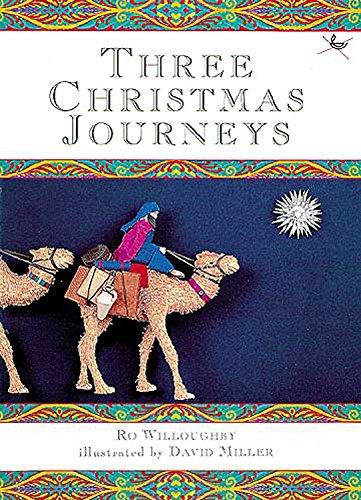 9780687034826: Three Christmas Journeys