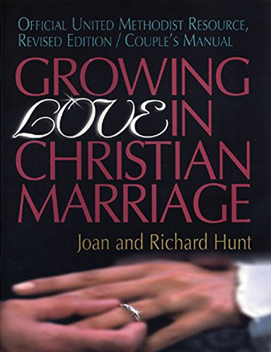 9780687036608: Growing love in Christian Marriage