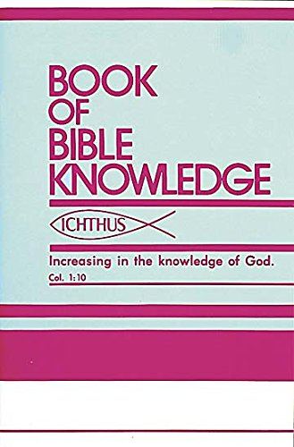 Book of Bible Knowledge: n/a