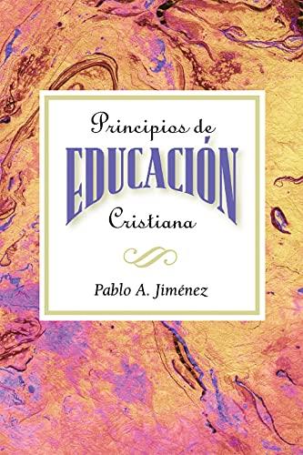 9780687037162: Principios de Educacion Cristiana