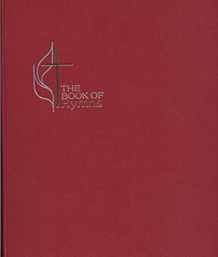 9780687037568: THE BOOK OF HYMNS Official Hymnal of the United Methodist Church (Organist Large Print Edition)