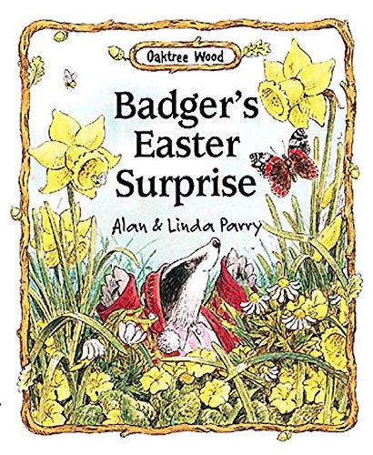 9780687048137: Badger's Easter Surprise Oaktree Wood series