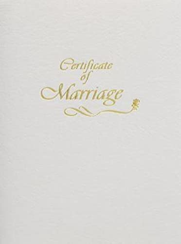 9780687048465: Contemporary Marriage Certificate Booklet with Traditional Service