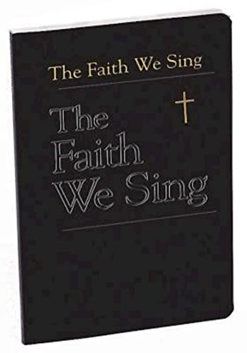 9780687049042: The Faith We Sing Pew Edition Cross Only