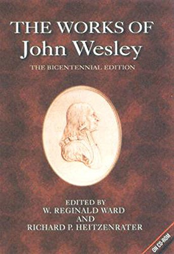 9780687053216: The Works of John Wesley - The Bicentennial Edition CD-ROM