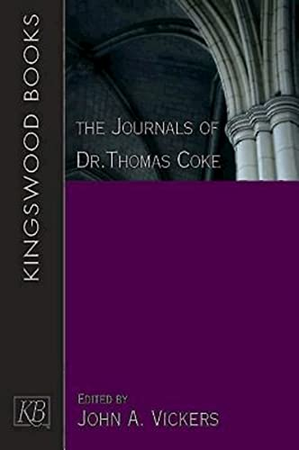 9780687054213: The Journals of Dr. Thomas Coke