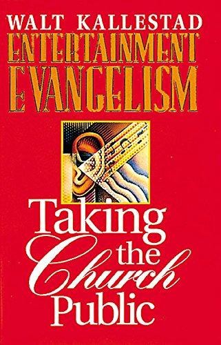 Entertainment Evangelism: Walt Kallestad