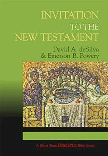 9780687054961: Invitation to the New Testament: Planning Kit: A Short-Term DISCIPLE Bible Study (Disciple Short Term Studies)