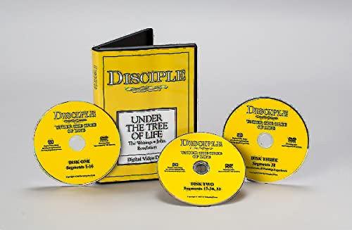 9780687055463: Disciple IV Under the Tree of Life: DVD Set: The Writings - John - Revelation