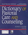 9780687055722: Dictionary of Pastoral Care and Counseling