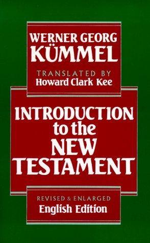 9780687055760: Introduction to the New Testament