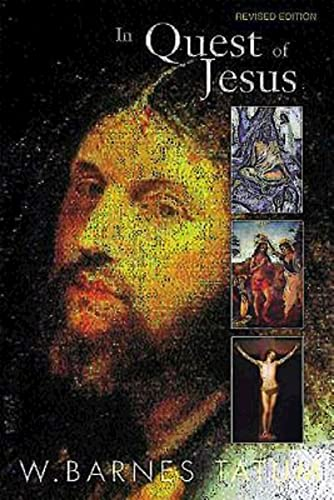 9780687056330: In Quest of Jesus: Revised and Enlarged Edition