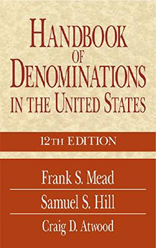9780687057849: Handbook of Denominations in the United States, 12th Edition