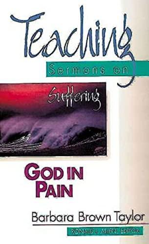 9780687058877: God in Pain: Teaching Sermons on Suffering