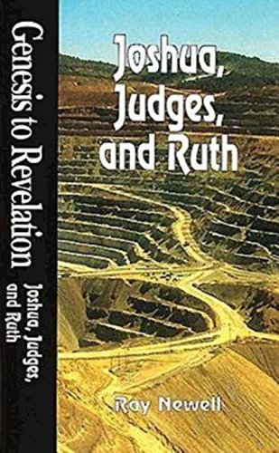 9780687062188: Genesis to Revelation: Joshua, Judges, and Ruth Student Book