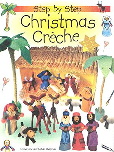 9780687062577: Step By Step Christmas Creche