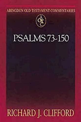 9780687064687: Abingdon Old Testament Commentaries: Psalms 73-150