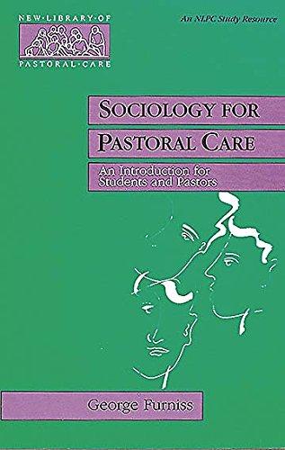 9780687066179: Spck Sociology For Pastoral Care