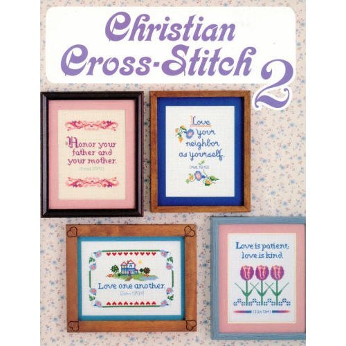 9780687070374: Christian Cross Stitch 2
