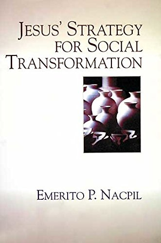 9780687071364: Jesus' Strategy for Social Transformation