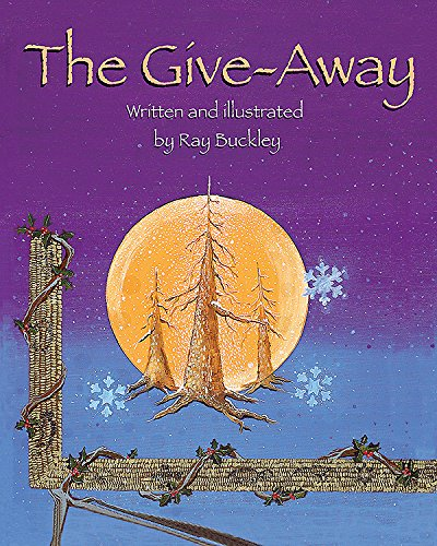 9780687071869: The Give-Away: A Christmas Story in the Native American Tradition