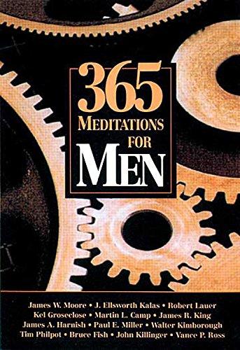 9780687076802: 365 Meditations for Men