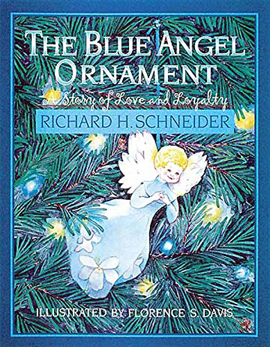 9780687081813: The Blue Angel Ornament: A Story of Love and Loyalty