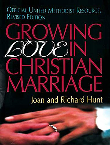 9780687082216: Growing Love In Christian Marriage-Couple's Manual Revised (Package of 2)