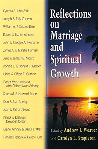9780687085439: Reflections on Marriage and Spiritual Growth