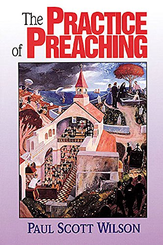 9780687085934: The Practice of Preaching