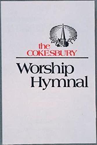 9780687088669: The Cokesbury Worship Hymnal Accompaniment Edition