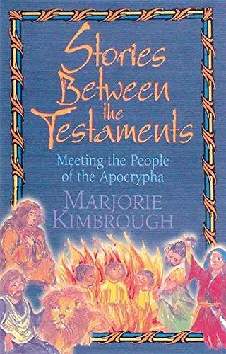9780687089550: Stories Between the Testaments