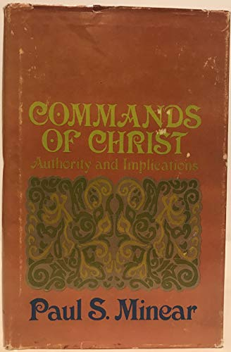 9780687091133: Commands of Christ