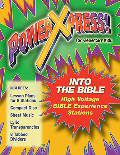 9780687094080: PowerXpress Noah's Ark Unit: Bible Experience Station (PowerXpress Bible experience stations)