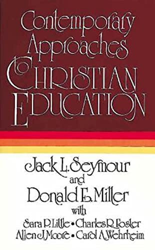 9780687094936: Contemporary Approaches to Christian Education