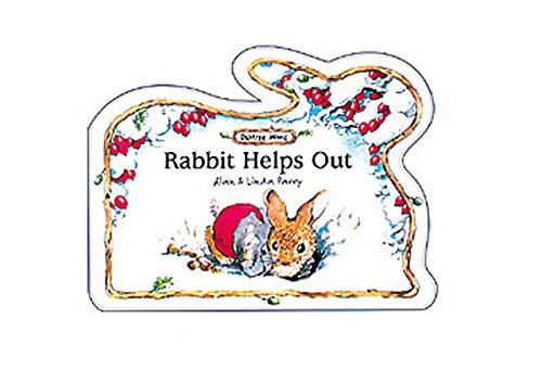 Rabbit Helps Out (Oaktree Wood): Alan Parry; Illustrator-Linda