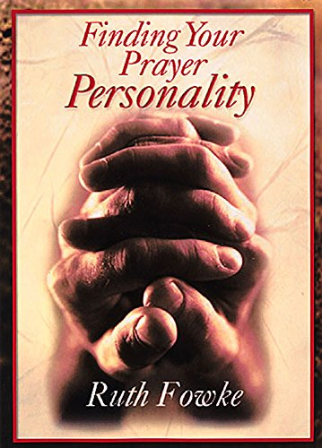9780687097609: Finding Your Prayer Personality