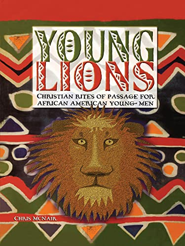 9780687099375: Young Lions: Christian Rites of Passage for African American Young Men