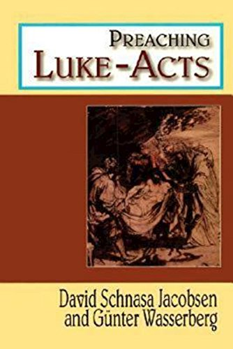 9780687099726: Preaching Luke - Acts