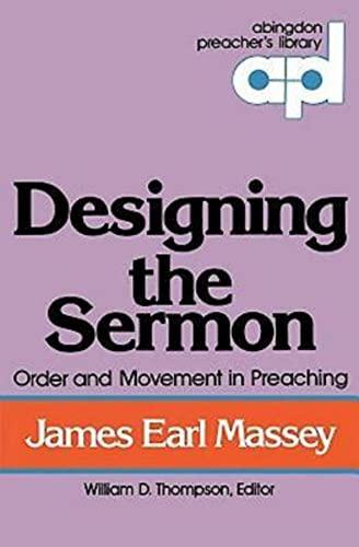 Designing the Sermon: Order an