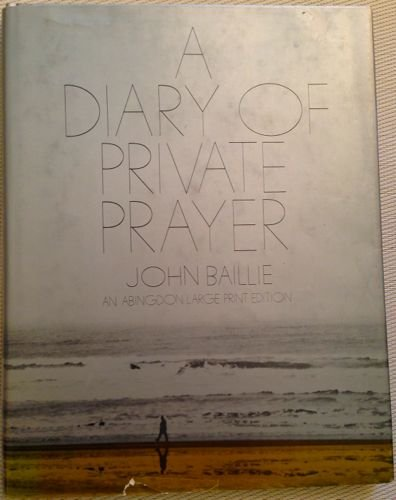 9780687107490: Diary of Private Prayer