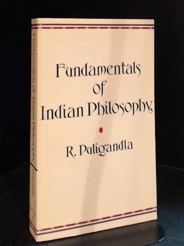 9780687137046: Fundamentals of Indian philosophy