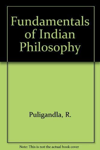 9780687137053: Fundamentals of Indian philosophy