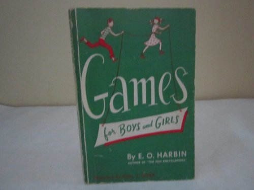9780687139651: Games for Boys and Girls