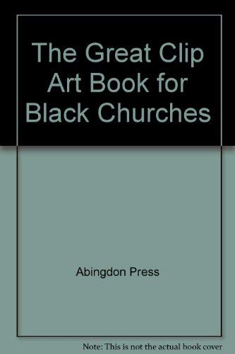 9780687157174: Great Clip Art Book for Black Churches