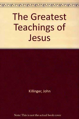 9780687158232: Greatest Teachings Of Jesus