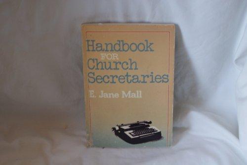 9780687165643: Handbook for Church Secretaries