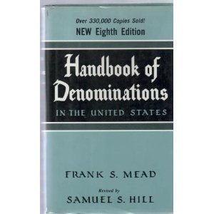 9780687165711: Handbook of denominations in the United States